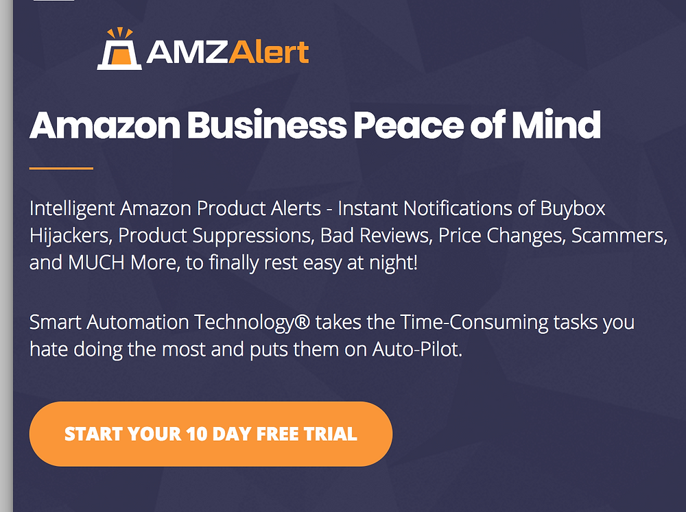 Amazon Price Monitor Alerts Cease and Desist Template
