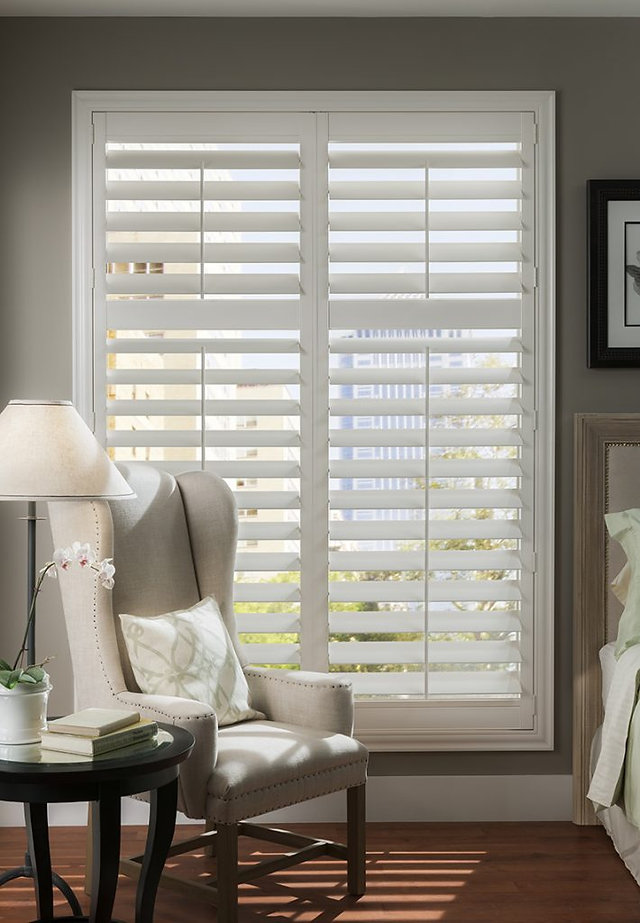 Premier Blind and Shutter serving Pocatello, Idaho Falls and Twin Falls areas with custom blind and window treatments.