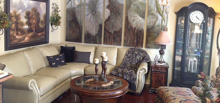 Custom home accessesories and upholstery for pocatello idaho provided by Ray's Custom Interiors.
