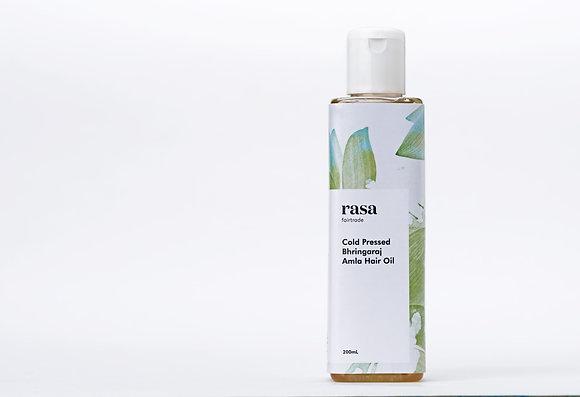Cold Pressed Bhringaraj Amla Hair Oil 200 ml