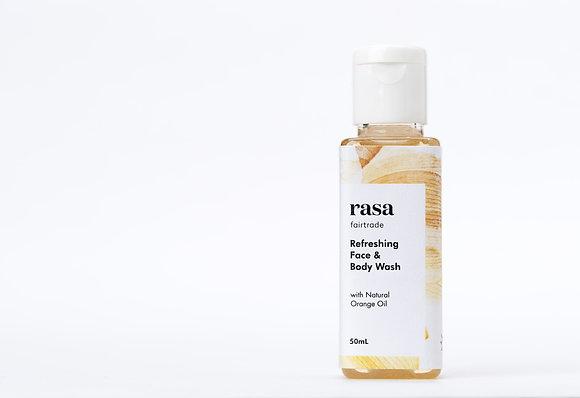 Face & Body Wash-50ml