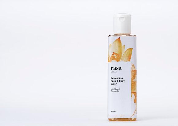Face & Body Wash-200ml