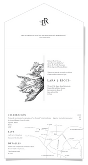 LARA Y RICCI-01 INVITACIONES DE BODA MEX
