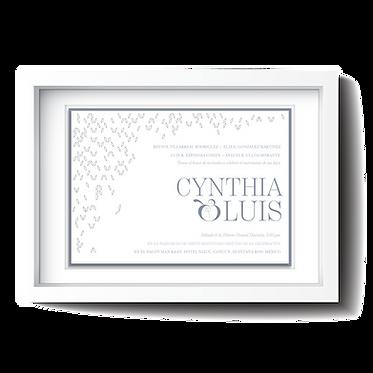 CYNTHIA (100sets de 5pzs.)