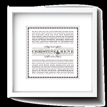 CHRISTINE (100sets de 5pzs.)