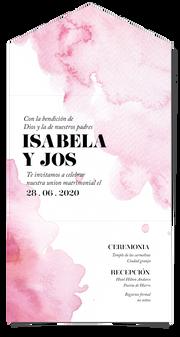 ISABELA-01 INVITACIONES DE BODA MEXICO _