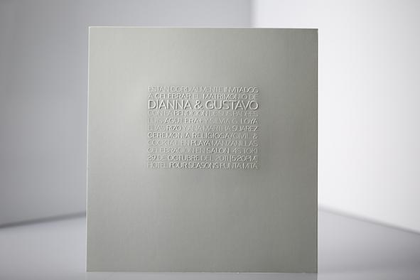 minimal minimalistic wedding invitations by tiypo