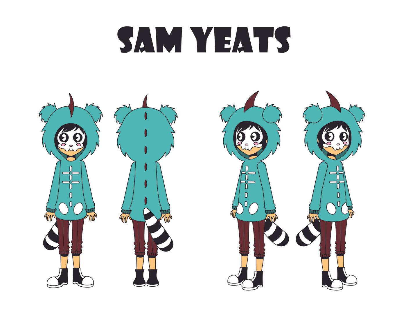 Sam Turn Around