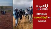 RRR షూట్ మహబలేష్వార్ కు మారింది