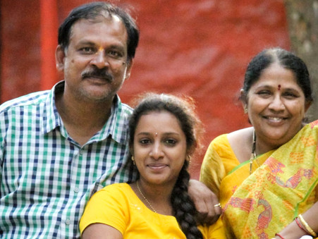 "The Girl With Photographic Eye ""Varshini Reddy"" From Tirupati"