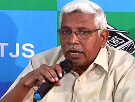 తెలంగాణ: ఎమ్మెల్సీ ఎన్నికల్లో పోటీ చేసేందుకు టిజెఎస్ అధినేత కోదండరాం