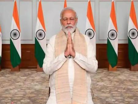 PM Modi వాయుసేన దినోత్సవం సందర్భంగా ఐఏఎఫ్ వీర యోధులకు ప్రధాని మోడీ అభినందనలు
