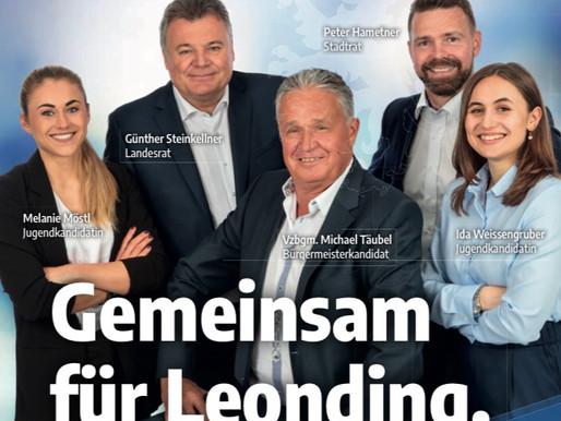 Dialog der FPÖ Leonding