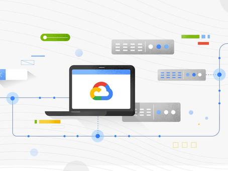 2020: Năm của cơ sở dữ liệu với  Google Cloud
