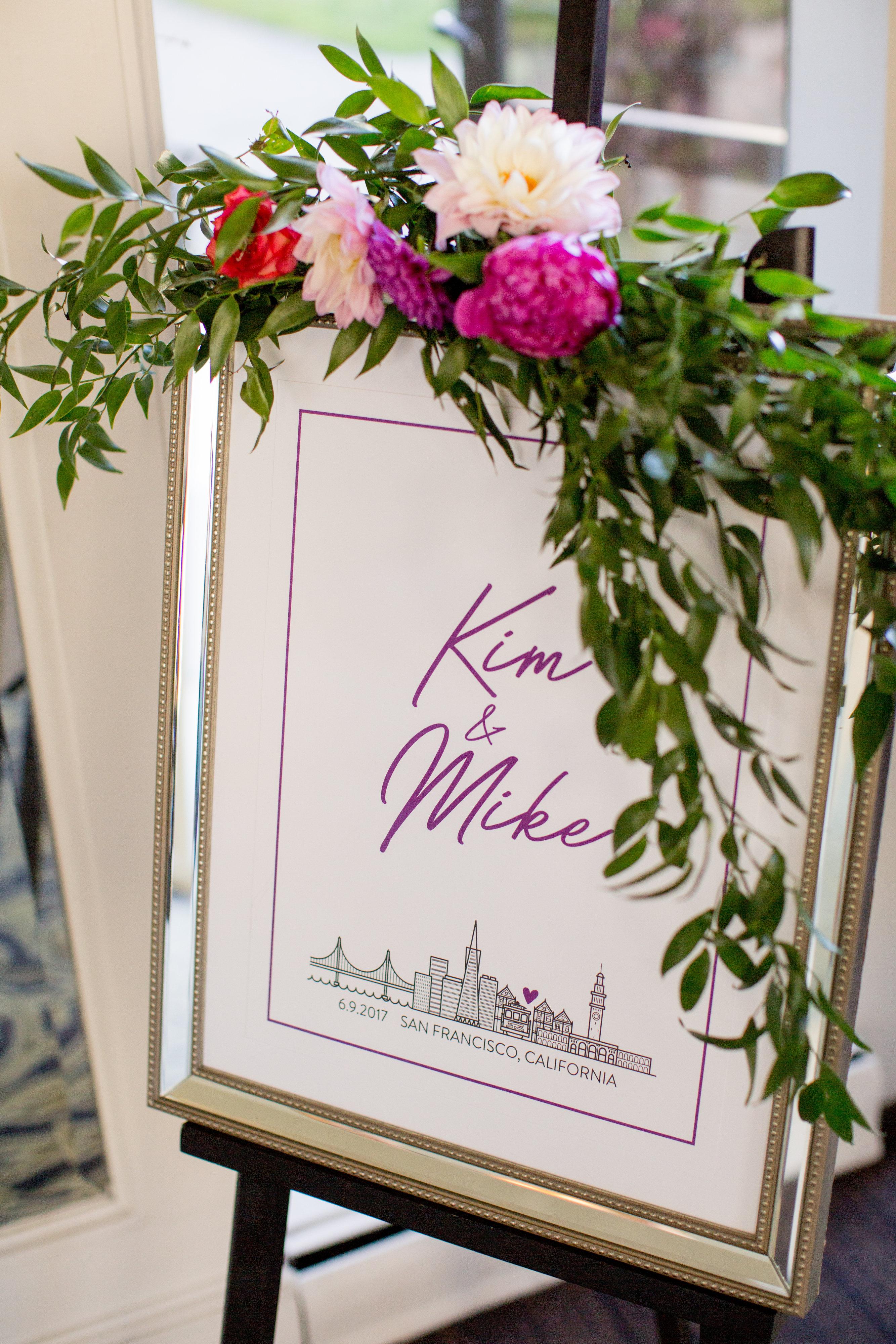 K+M Wedding