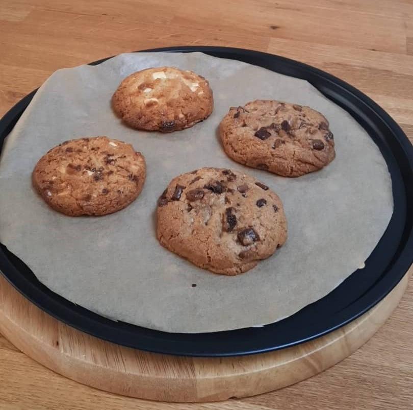 Arctic Stone DIY Cookies