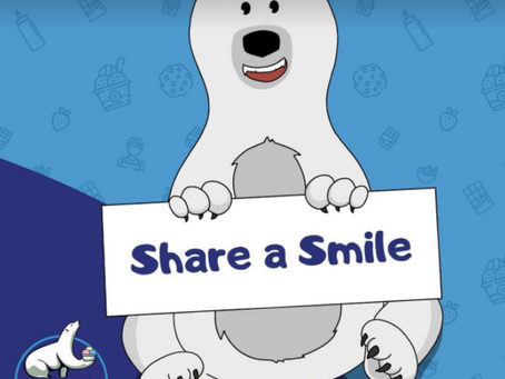 Arctic Stone Launch Charitable 'Share A Smile' Campaign!