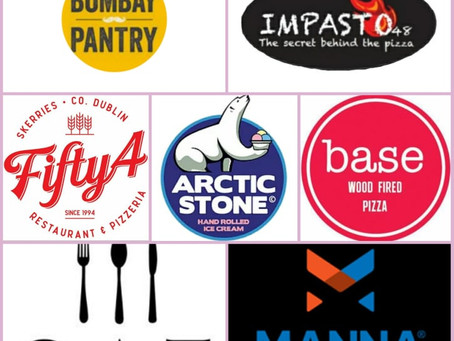 Arctic Stone Collabs - Find Out What Takeaways & Restaurants Serve Our Award-Winning Irish Ice Cream