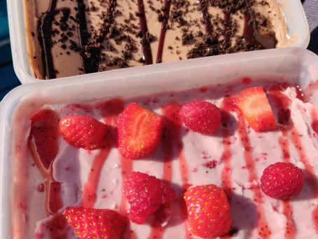 """""""The Best"""" Vegan Ice Cream in Dublin? Arctic Stone's Dairy-Free Delights Delivered"""