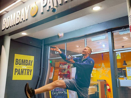 Arctic Stone x Bombay Pantry: Ireland's Best Indian and Ice Cream Collaboration!