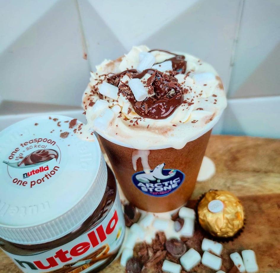 Arctic-Stone's-Nutella-Hot-Chocolate