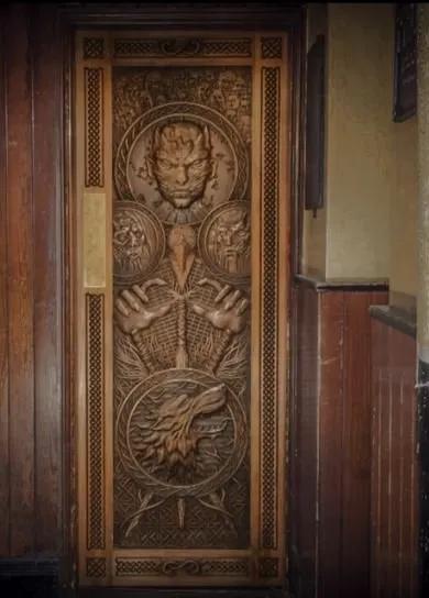 Game of Thrones Doors