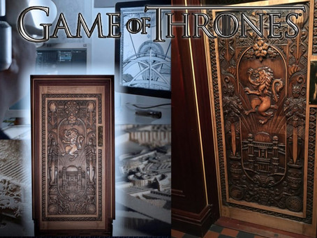 GAME OF THRONES DOORS