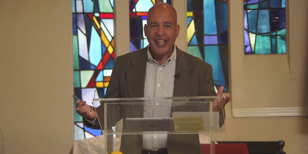 Live Stream Sunday Service with Rev. Gregory Toole