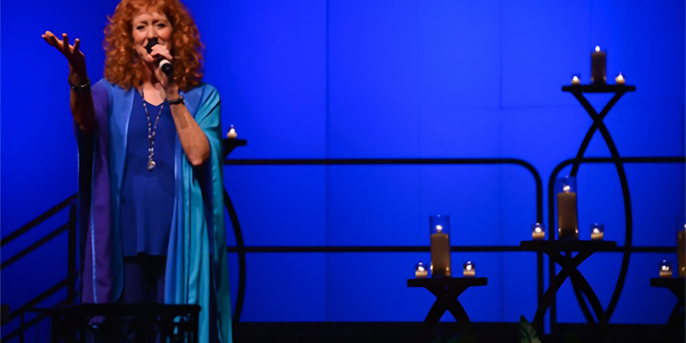 Karen Drucker In Concert, Presented by Spiritual Unity Movement and Centers for Spiritual Living, Antelope Valley & Bak