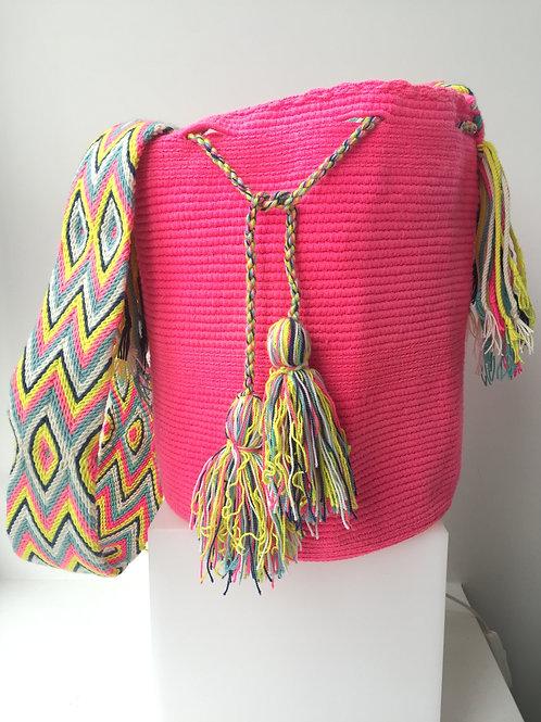 Pink Arijuna Handbag