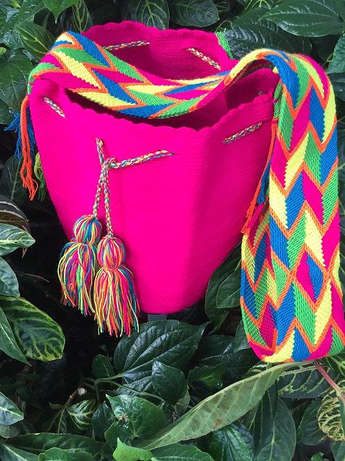 Yonna Pink - Arijuna Handbag