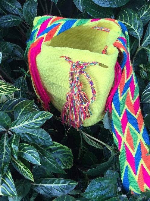 Psychedelic Sun - Arijuna Handbag