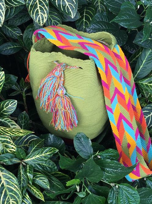 Nopal Green - Arijuna Handbag