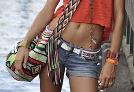 Hot pants con mochila
