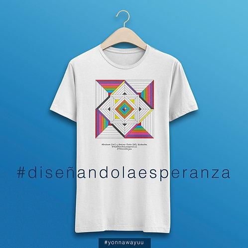 Camiseta - Abraham y Gelver Pinto