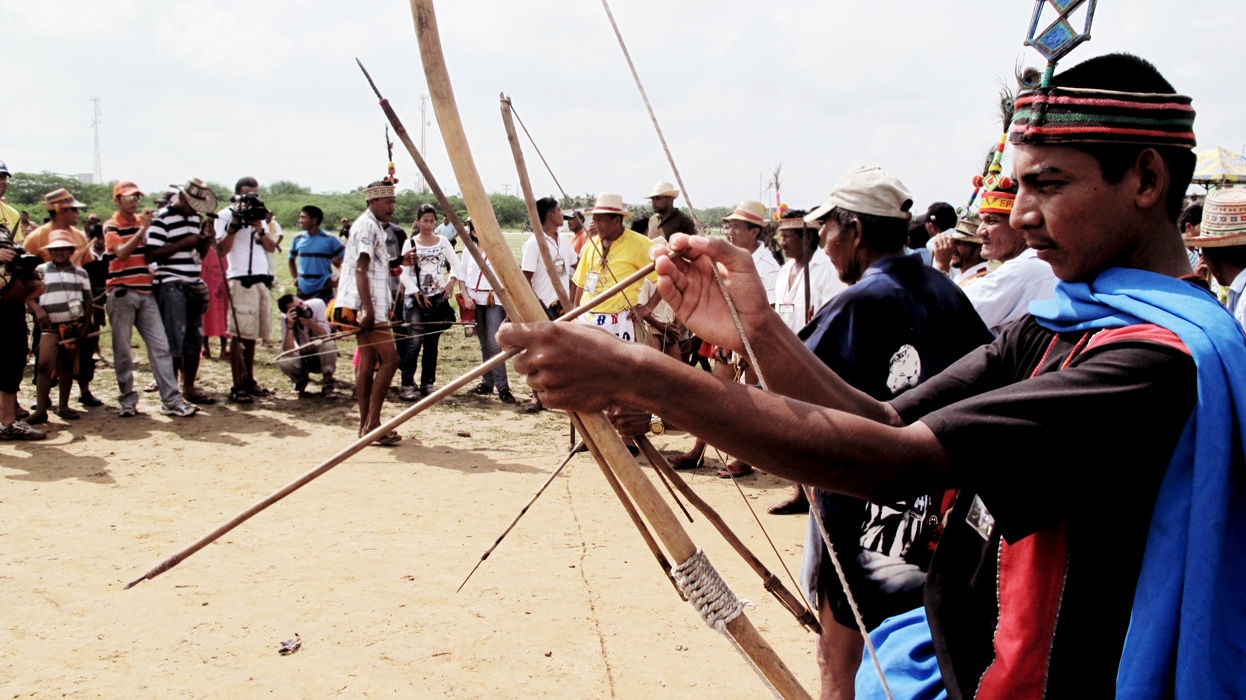 Juegos Wayúu
