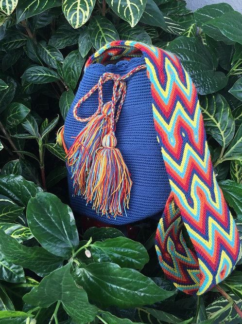 Altamar Blue - Arijuna Handbag