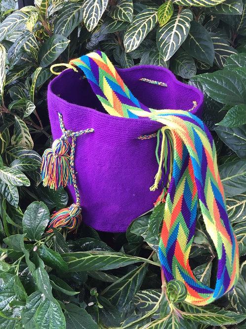 Purple Spirit - Arijuna Handbag