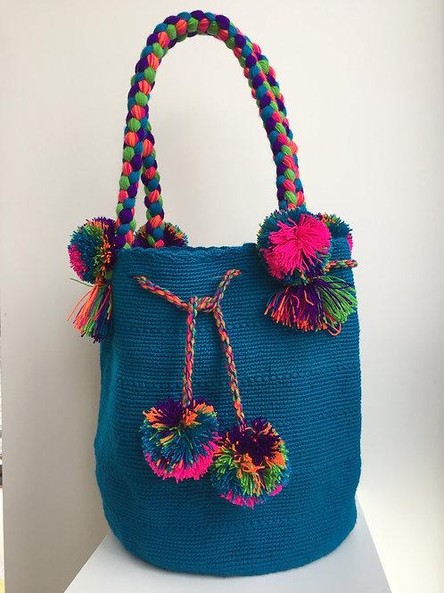 Profundidad - Braided Wayuu Bag
