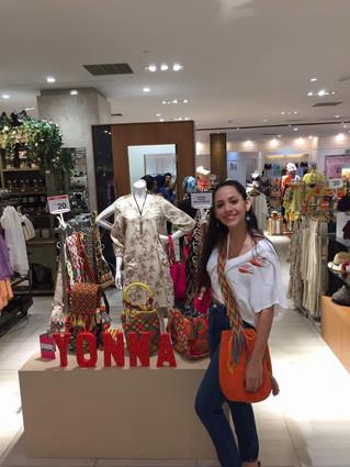 Yonna is growing in Malaysia!