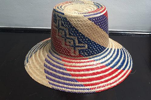 Pez Morado - Plain Wayuu Hat