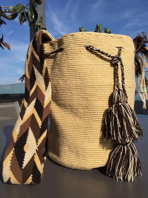 Sand - Arijuna Handbag