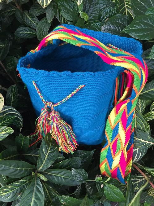 Turquoise - Arijuna Handbag