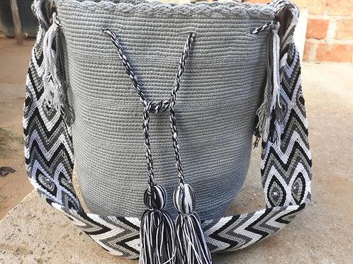 Barro - Singlecoloured Wayuu Bag