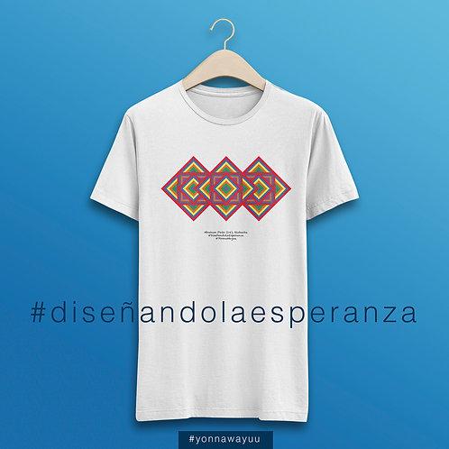 Camiseta - Abraham Pinto