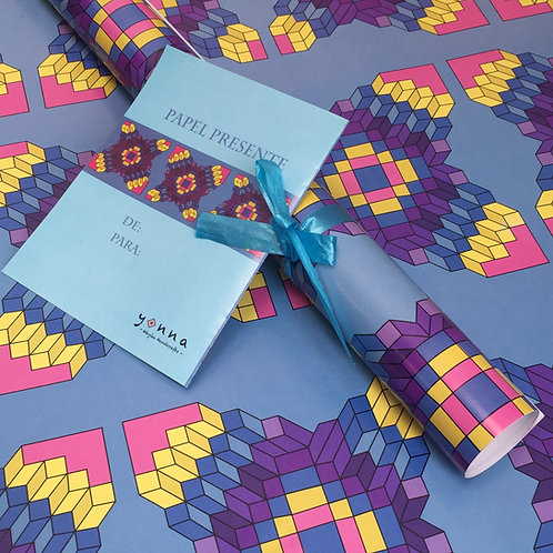 Gift Wrapping Paper - Papel Regalo (Jesus David)