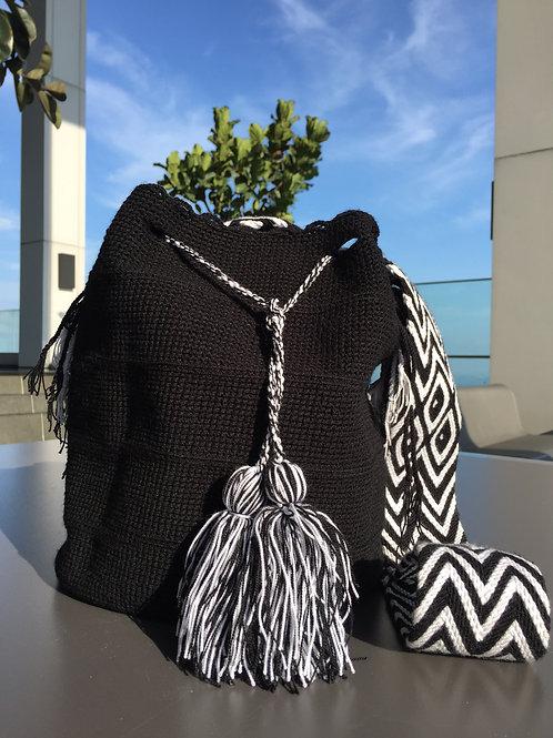 Black & White - Arijuna Handbag