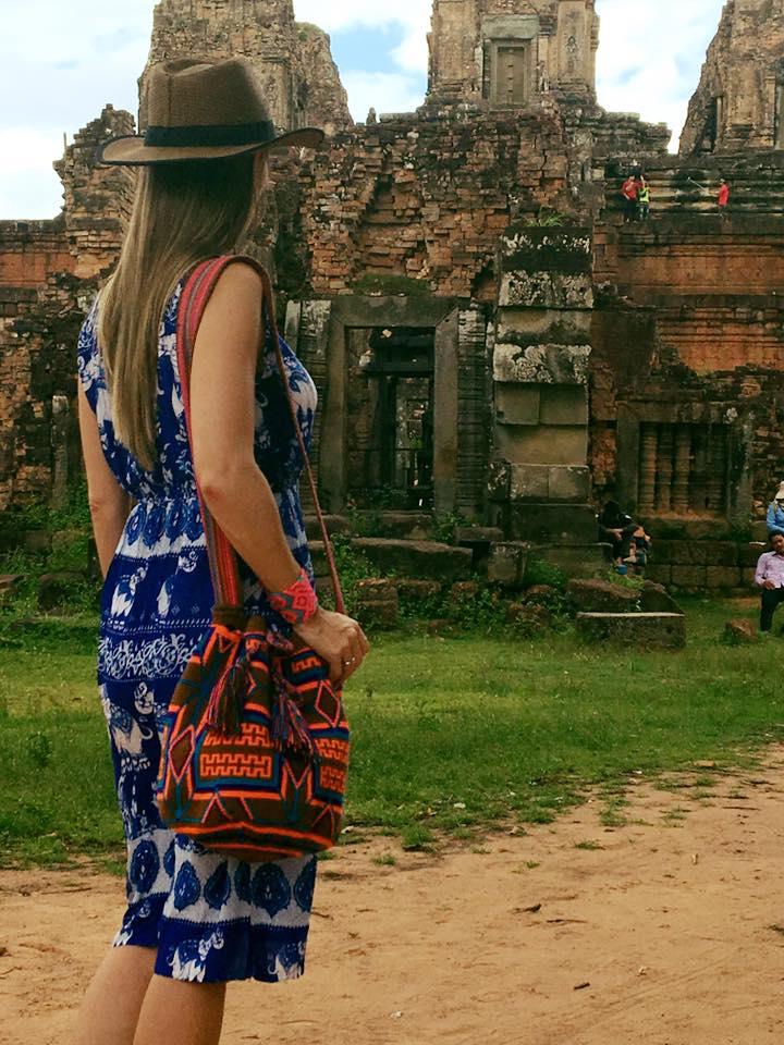 Yonna at Cambodia