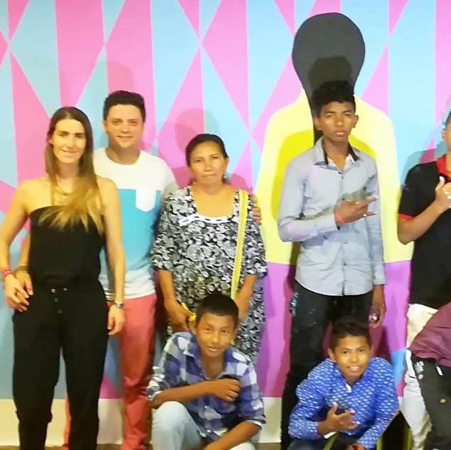 World Mural Team