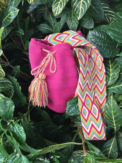 Muted Pink - Arijuna Handbag